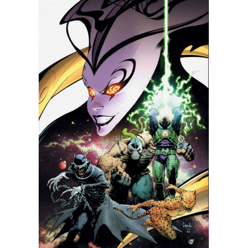 DC YEAR OF THE VILLAIN 1 (VO) One-Shot 0,25€