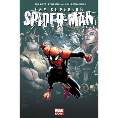 Superior Spider-Man Tome 2 (VF)
