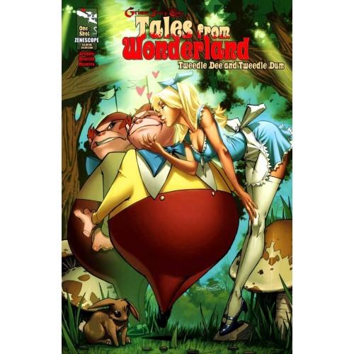MINI-PRINT Wonderland Serie 1 N°7