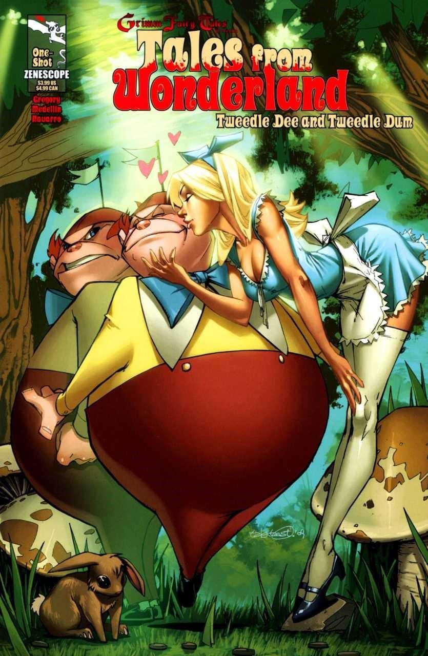 MINI-PRINT Wonderland Serie 1 N°6