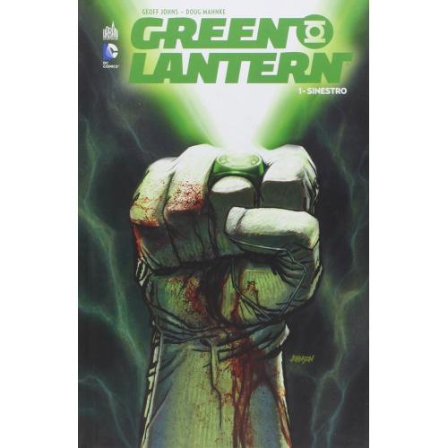 Green Lantern tome 1 : Sinestro (VF) occasion