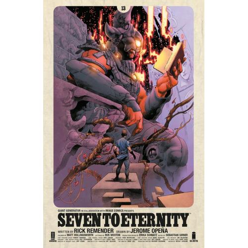 Seven to Eternity 13 (VO)