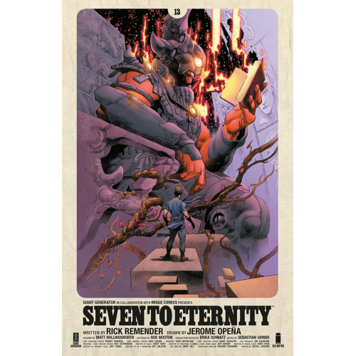 Seven to Eternity 13 (VO)