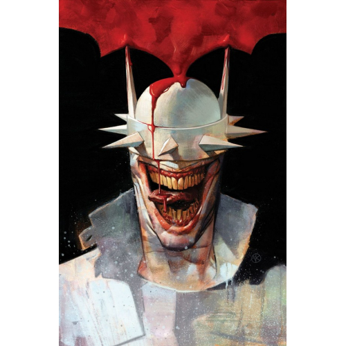 Batman Who Laughs 5 Variant Edition (VO) - Snyder - JOCK