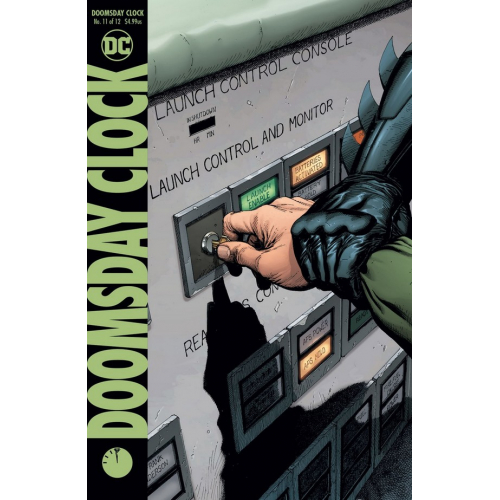 DOOMSDAY CLOCK 11 (OF 12) Cover A (VO)