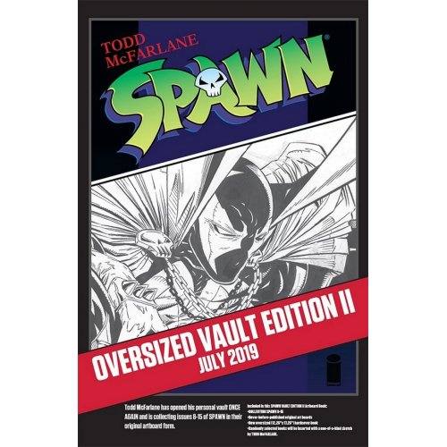 Spawn Vault Edition Vol.2