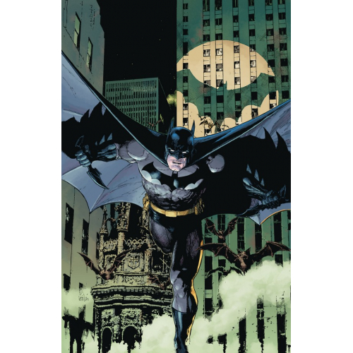 Batman 70 Leinil Yu Variant (VO)
