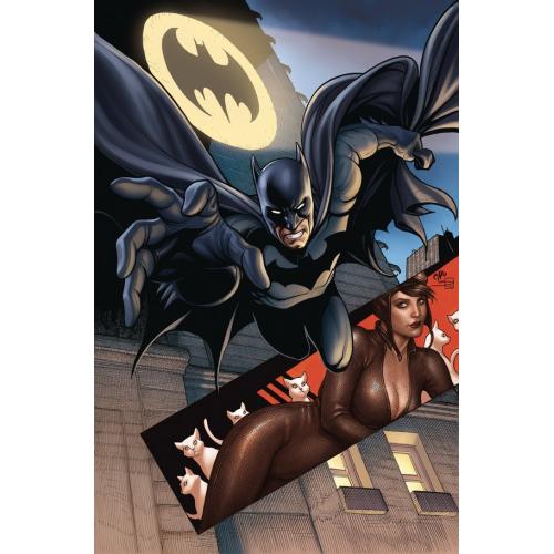 Batman 71 Cho Variant (VO)