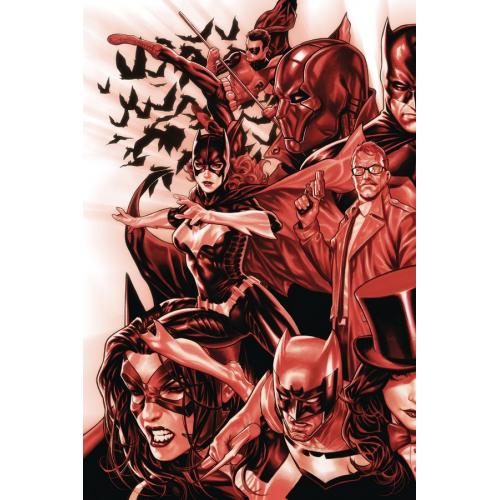 Detective Comics 1003 Brooks Variant (VO)