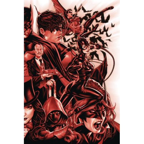 Detective Comics 1004 Brooks Variant (VO)