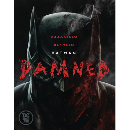 BATMAN DAMNED HC (VO)