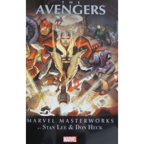 Marvel Masterworks: The Avengers Volume 2 (VO) Occasion