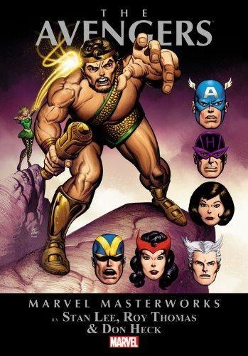 Marvel Masterworks: The Avengers - volume 4 (VO) Occasion