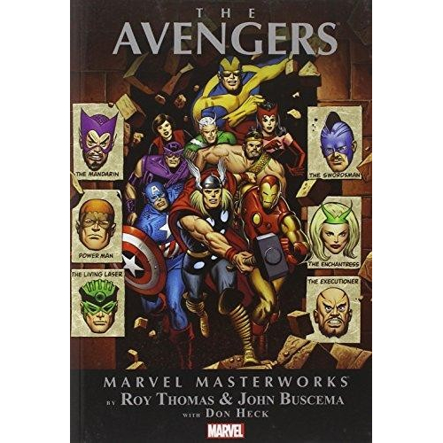 Marvel Masterworks: The Avengers - volume 5 (VO) Occasion