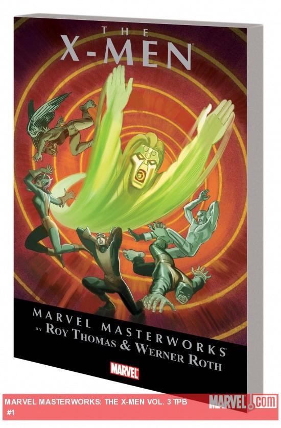 Marvel Masterworks: The X-Men Volume 3 (VO) Occasion