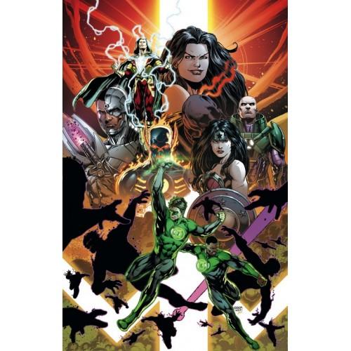 Justice League 47