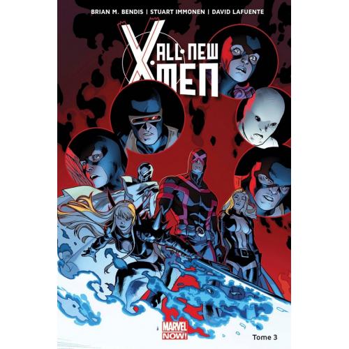 All New X-Men Tome 3 (VF)