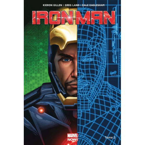 Iron Man Marvel Now Tome 1 (VF) occasion