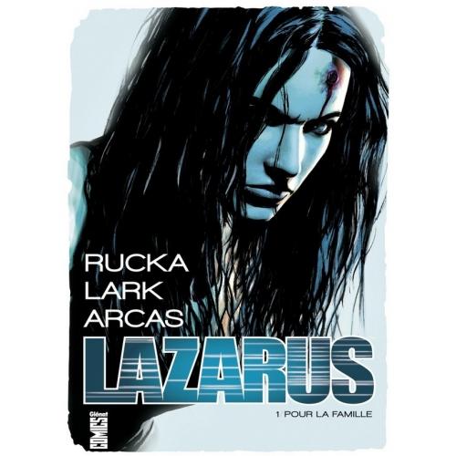 Lazarus Tome 1 (VF) occasion