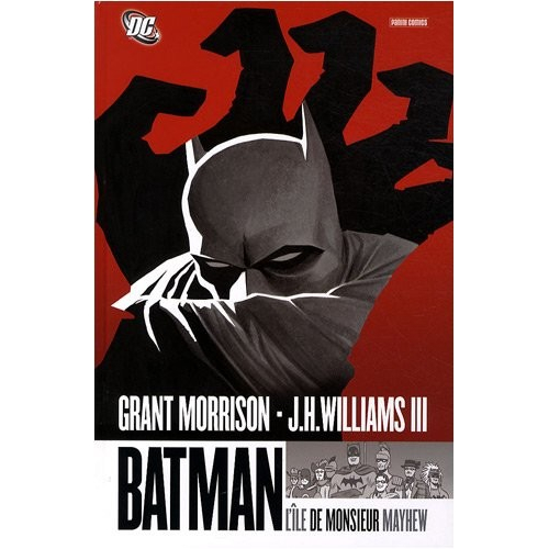 Batman : L'Île de Monsieur Mayhew (VF) occasion