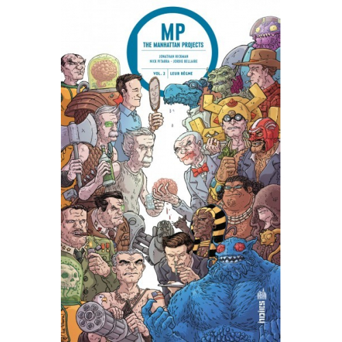 Manhattan Projects Tome 2 (VF)