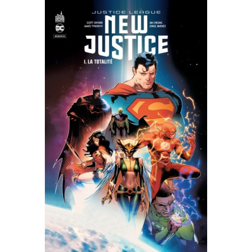 New Justice Tome 1 (VF)