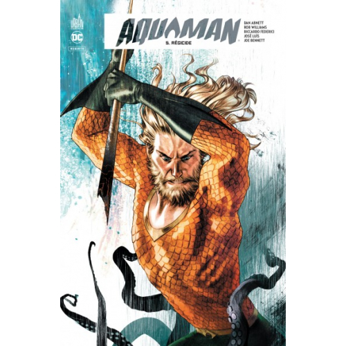 Aquaman Rebirth Tome 5 (VF)