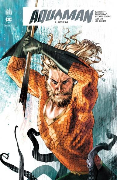 Aquaman Rebirth Tome 5 (VF)