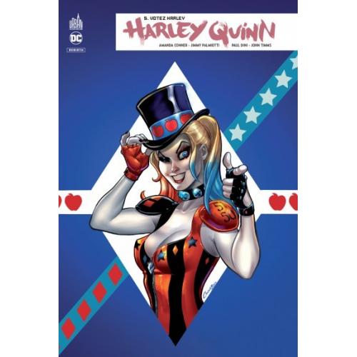 Harley Quinn Rebirth Tome 5 (VF)