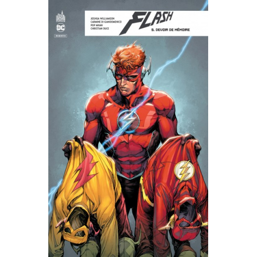 Flash Rebirth Tome 5 (VF)