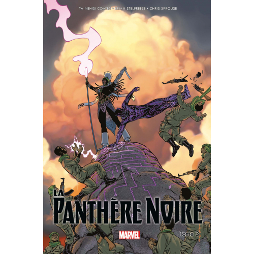 La Panthère noire - All-New All-Different Tome 3 (VF) occasion