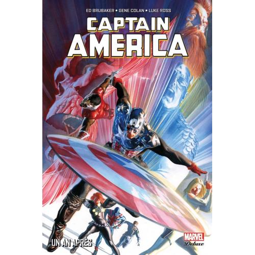 Captain America Un an après (VF) occasion