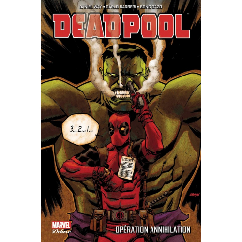 DEADPOOL : OPERATION ANNIHILATION (VF) occasion
