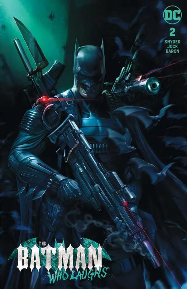 Batman Who Laughs 2 (VO) - Snyder - JOCK
