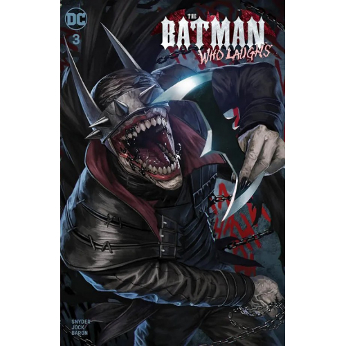 Batman Who Laughs 3 (VO) - SKAN VARIANT