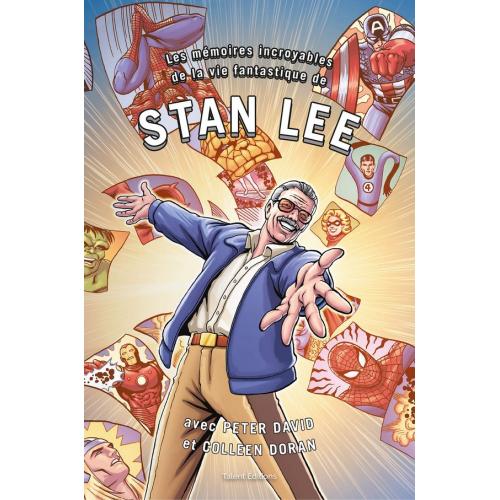 Les mémoires incroyables de la vie fantastique de Stan Lee (VF)