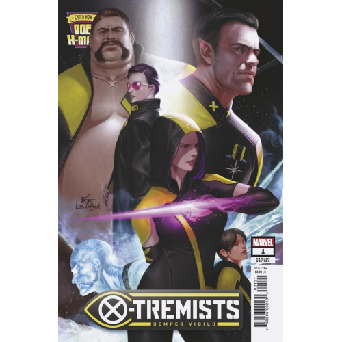AGE OF X-MAN X-TREMISTS 1 (OF 5) INHYUK LEE CONNECTING VAR (VO)