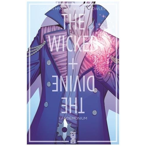 The wicked + the divine Tome 2 (VF)