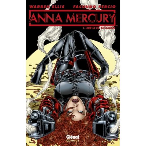 Anna Mercury (VF) occasion