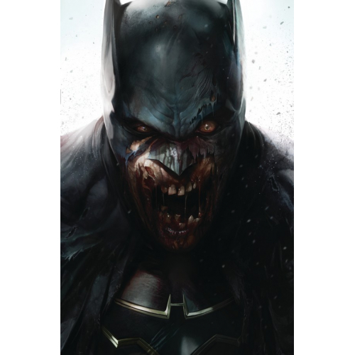 DCEASED 1 (VO) FRANCESCO MATTINA VARIANT