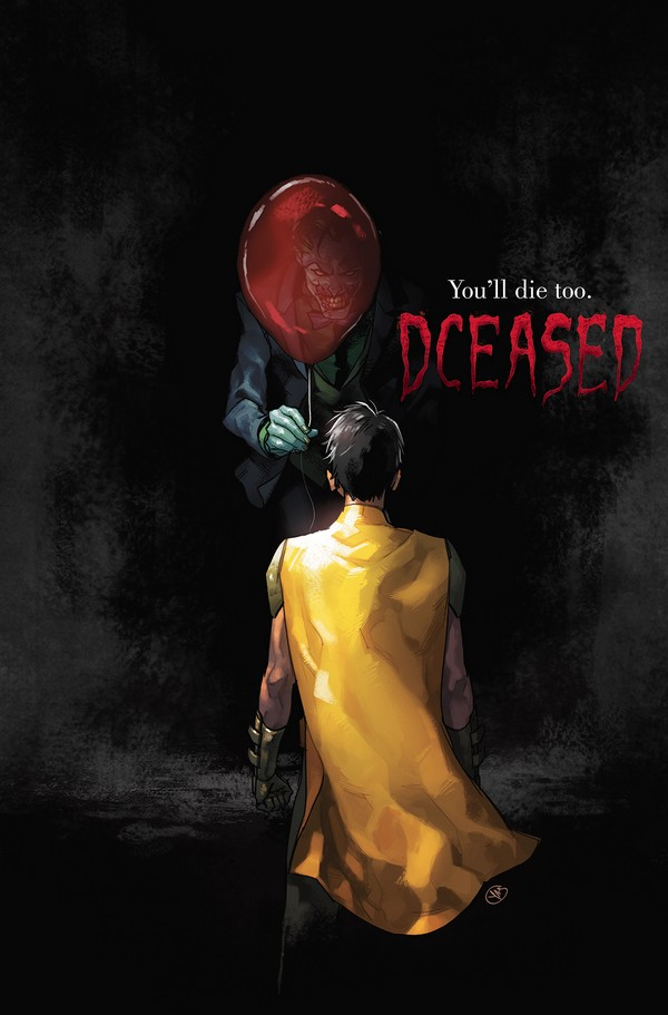 DCEASED 1 (VO) FRANCESCO MATTINA VARIANT