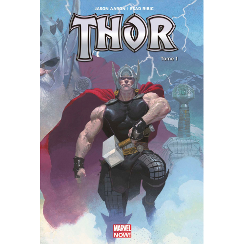 Thor Marvel Now Tome 1 (VF)
