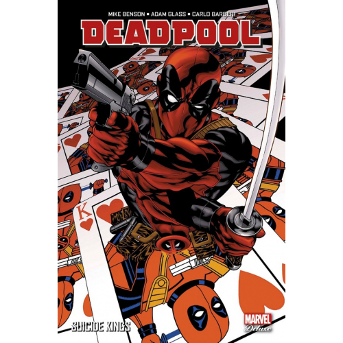 DEADPOOL : SUICIDE KINGS (VF) occasion
