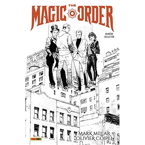 The Magic Order 1 Collector ANGOULEME (VF)