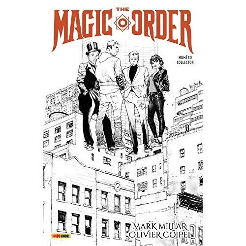 The Magic Order Collector (VF)