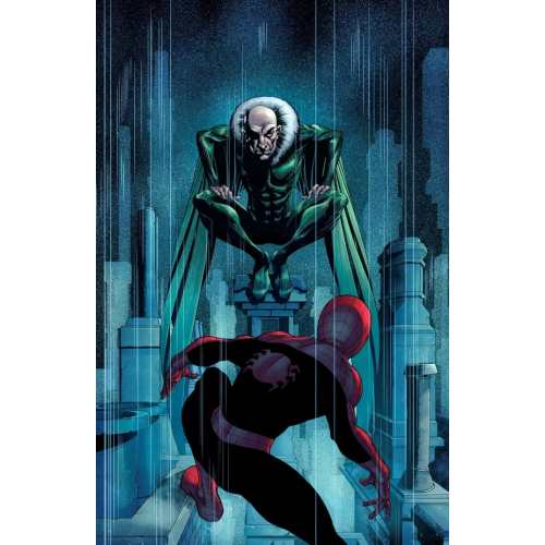 UNCANNY X-MEN 13 MCKONE SPIDER-MAN VILLAINS VAR (VO)