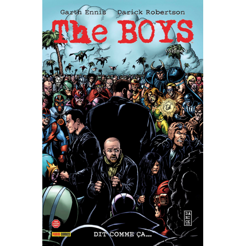 THE BOYS Tome 3 (VF)
