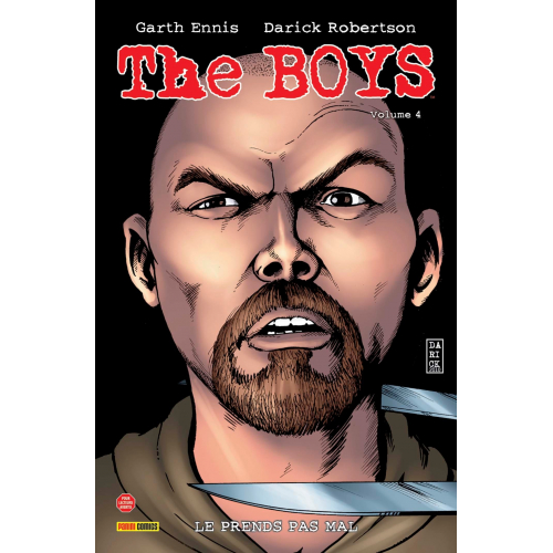 THE BOYS Tome 4 (VF)