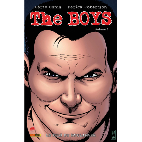 THE BOYS Tome 5 (VF)