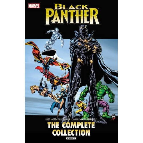 Black Panther by Christopher Priest: The Complete Collection 2 (VO) occasion